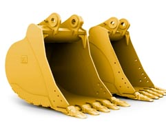 Heavy Equipment Attachments