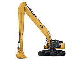 Long-Reach-Excavators